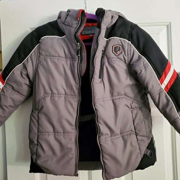 Protection System Size 6 Winter Coat